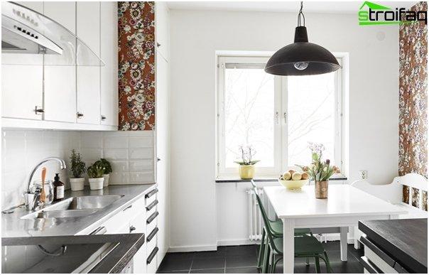 Design apartment in 2016 (light colors) - 7