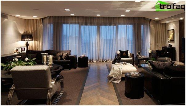 Design Apartment 2016 (dark tones) - 5