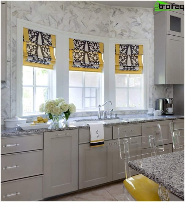 Kitchen 2016: color accents - 10