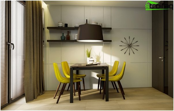 Design Apartment 2016 (natural tones) - 4