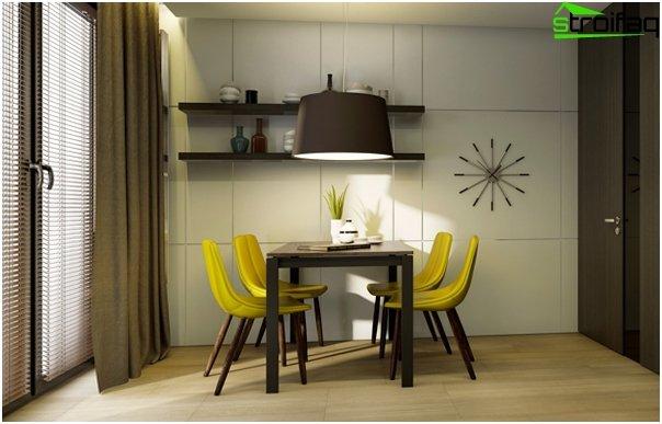 Design Apartment 2016 (natural tones) - 4