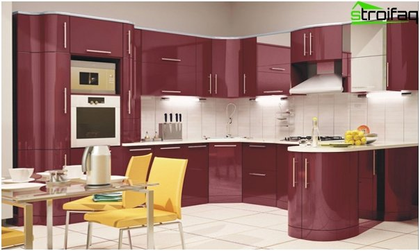 Fitted kitchen (Built-in equipment) - 2