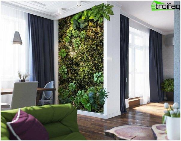 Design apartment in 2016 (natural tones) - 6