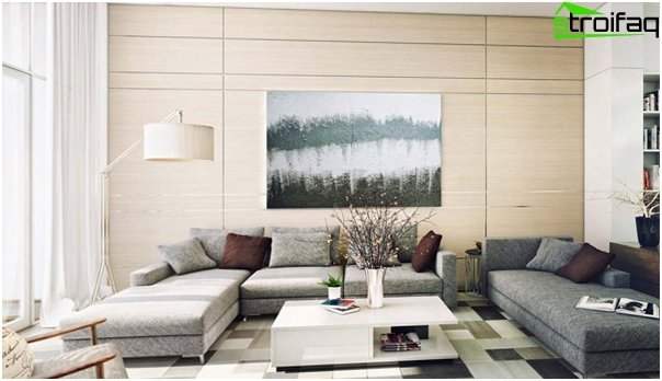 Design apartment in 2016 (finishing) - 2