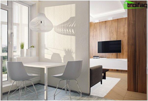 Wzornictwo mieszkań - zdjęcia najlepszych pomysłów. Oryginalne wnętrza mieszkań