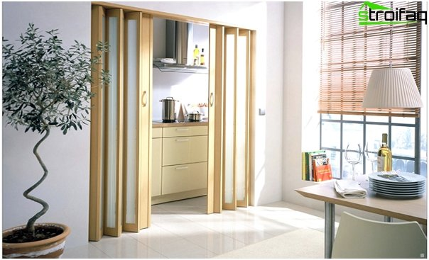 Folding doors - 01