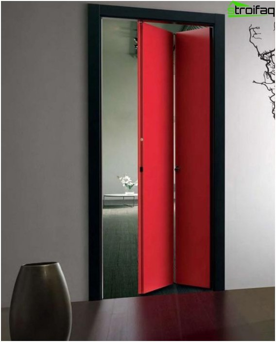 Folding doors - 04