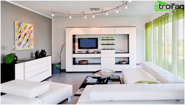 Design apartment in 2016 (cabinet furniture) - 2