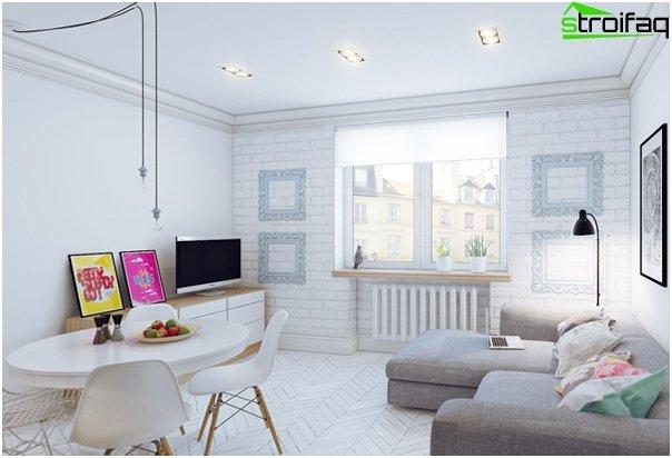 Design apartment in 2016 (Scandinavia) - 1