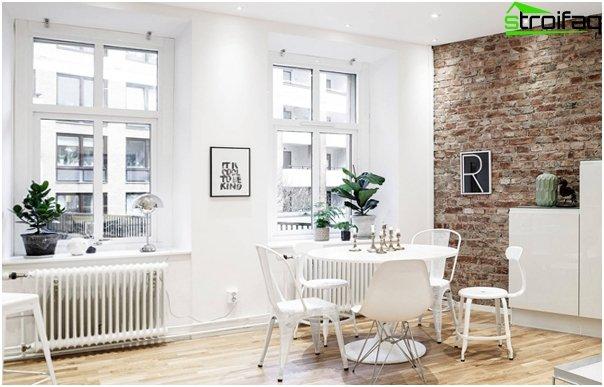 Design apartment in 2016 (Scandinavia) - 3