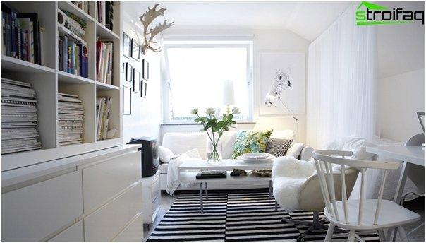 Design apartment in 2016 (Scandinavia) - 4