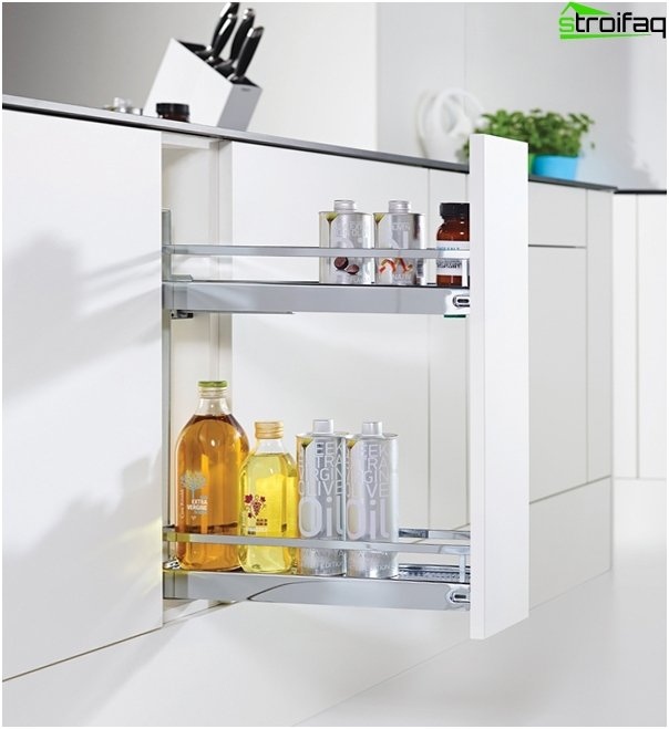 Kitchen furniture (accessories) - 2