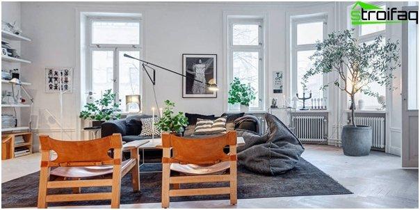 Design apartment in 2016 (Scandinavia) - 5