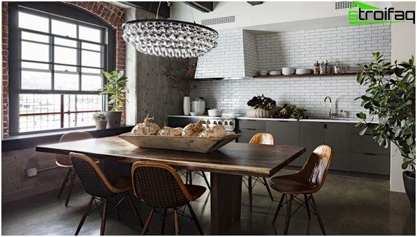 Design apartment in 2016 (loft) - 2