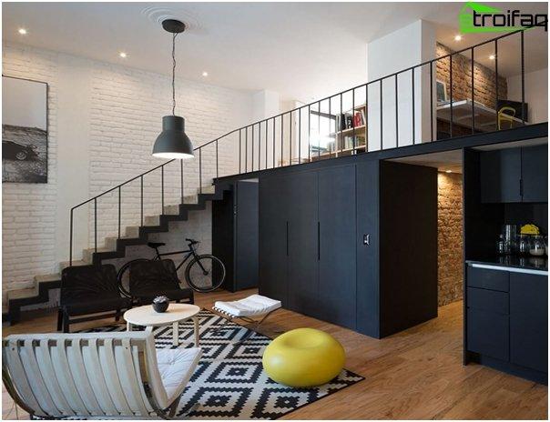 Design apartment in 2016 (loft) - 3