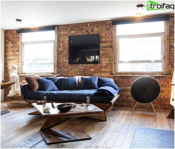 Design apartment in 2016 (loft) - 4