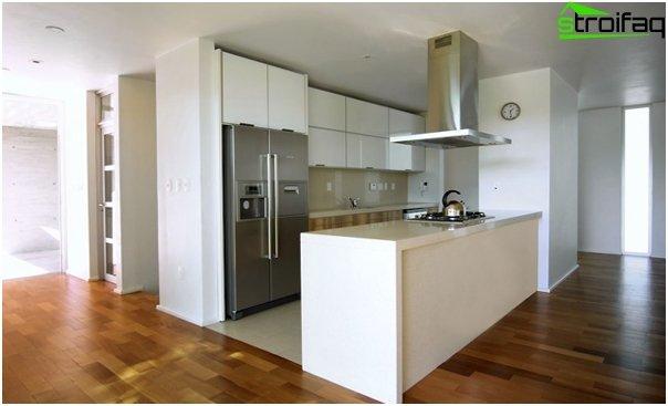 k chenm bel 125 foto ideen f r die gestaltung von. Black Bedroom Furniture Sets. Home Design Ideas