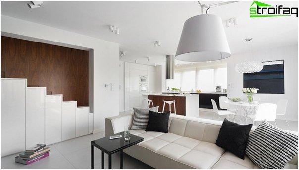 Design apartment in 2016 (minimalism) - 3