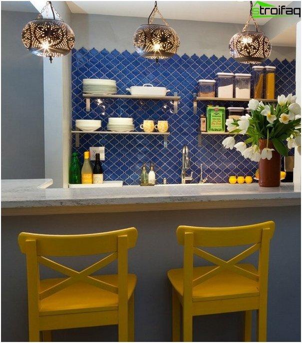 M veis de cozinha 125 fotos ideias para a concep o de - Provence mobiliario ...