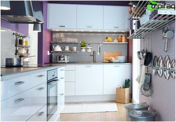 Kitchen furniture from Ikea - 2