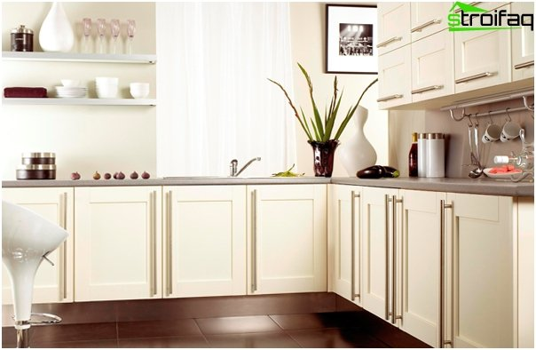 Kitchen furniture from Ikea (corner) - 8