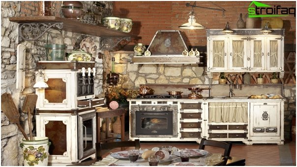 Kitchen set (Country) - 5