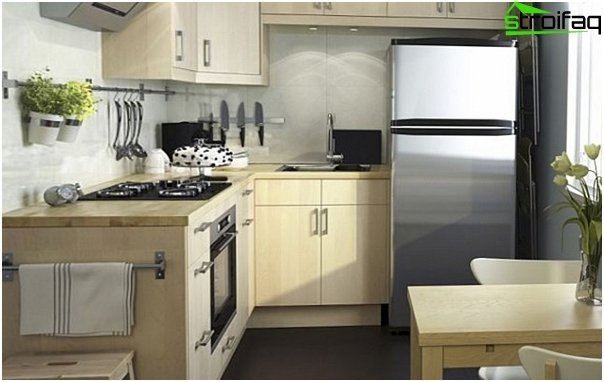 Kitchen furniture from Ikea (corner) - 9