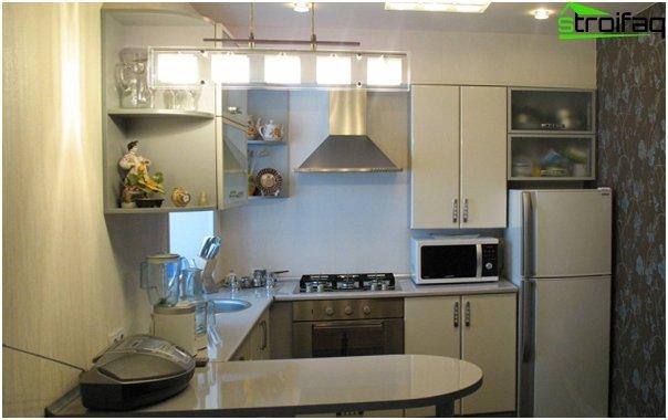 Kitchen set (Khrushchev) - 1
