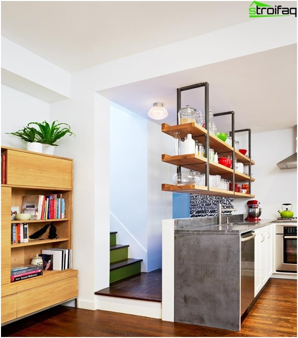 Kitchen 2016: Storage - 01