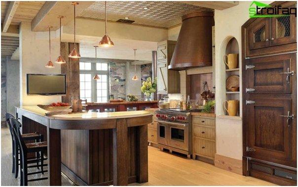Kitchen appliances (extractor) - 3