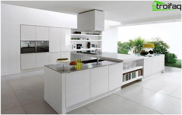 Tiles for kitchen (floor) - 3