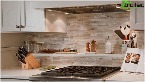 Kitchen appliances (extractor) - 6