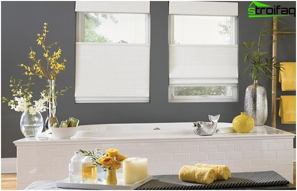 Photo Roman blinds - 4