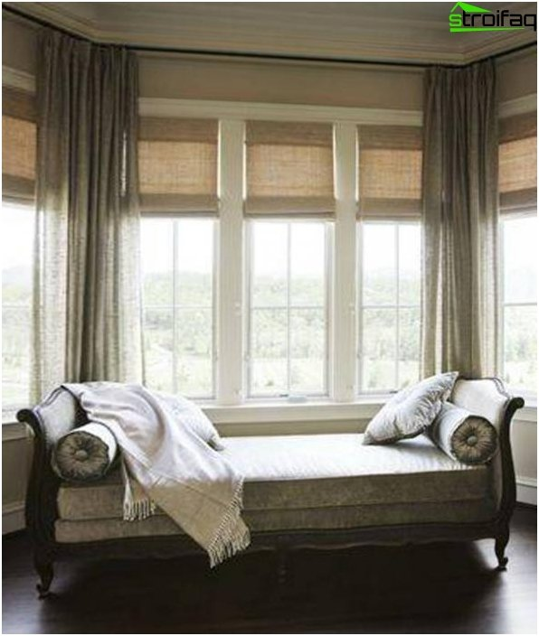 Photo Roman blinds - 5