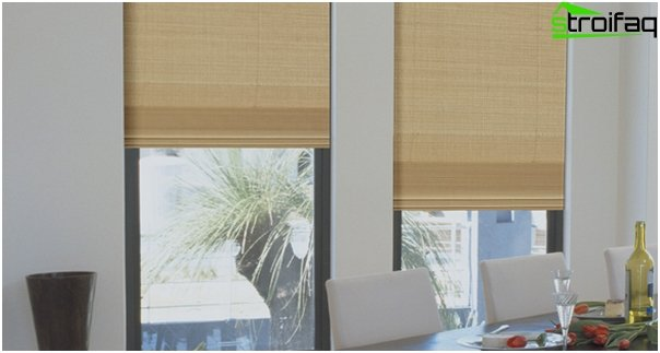 classical Roman blinds - 3