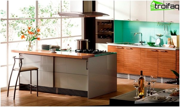 Kitchen furniture from Ikea (ostravnaya plan) - 2