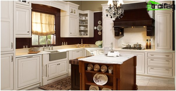 Kitchen 2016: classic style - 03