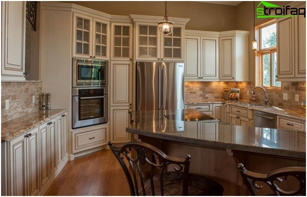 Kitchen 2016: classic style - 06