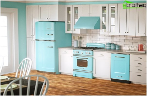 Bright kitchen from Ikea - 3