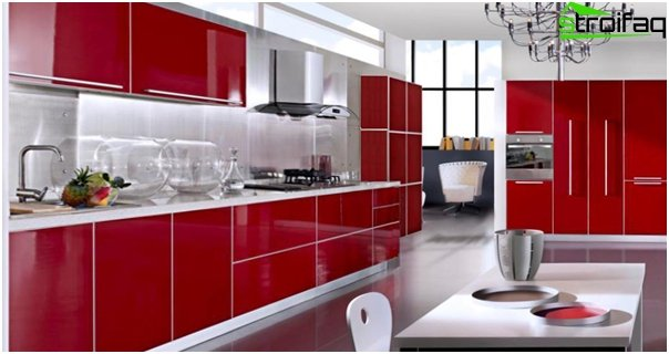 Bright kitchen from Ikea - 5