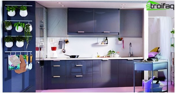 Kitchen furniture from Ikea (bright) - 1
