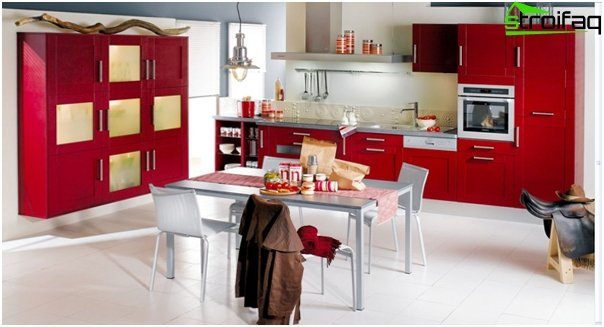 Kitchen furniture from Ikea (bright) - 2