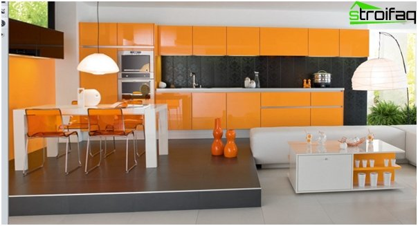 Kitchen furniture from Ikea (bright) - 4