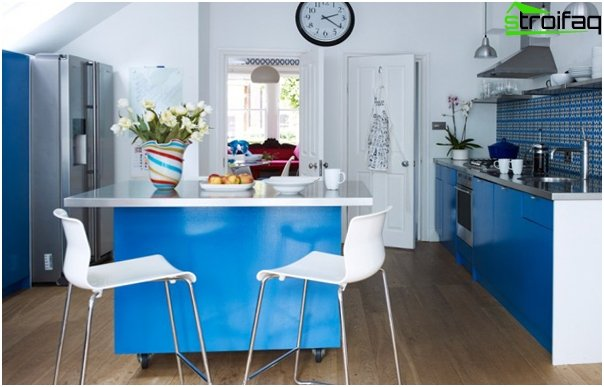Kitchen furniture from Ikea (bright) - 5