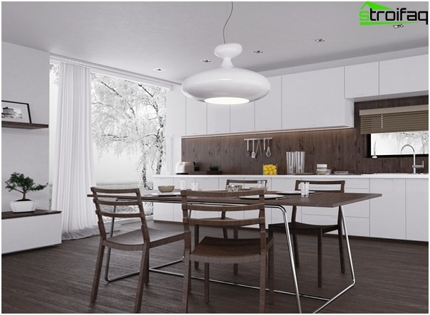 Kitchen furniture (dining table) - 2
