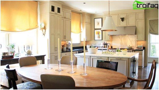 Кухонная мебель (обеденный стол) - 3