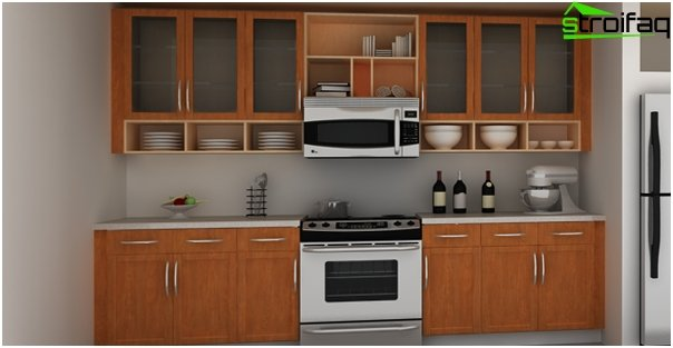 Wooden kitchen from Ikea - 4