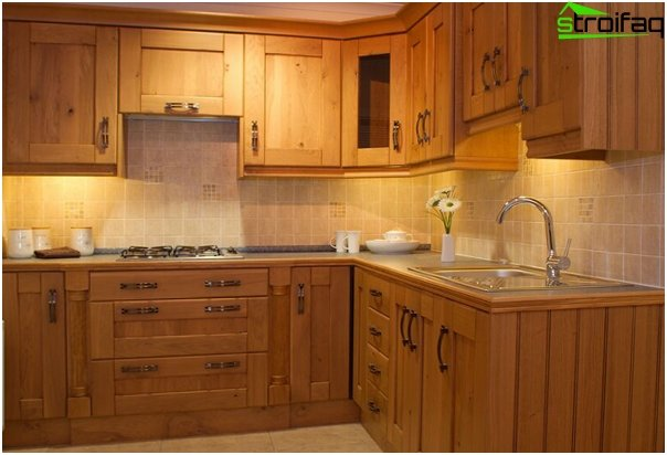 Kitchen furniture from Ikea (Wood) - 1