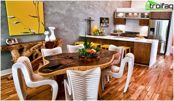Kitchen furniture (dining table) - 6