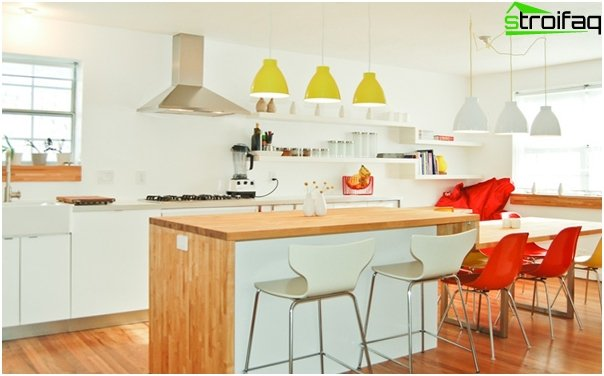 Kitchen furniture from Ikea (Wood) - 2